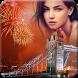 Firework Photo Frame by SmartPixel Technology