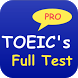 On Thi TOEIC's, Thi Thu TOEICs by Learn English With Games