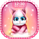 Cute Pink Live Wallpaper by Beauty Mania Apps and Games