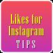 Tips Likes for Instagram Free