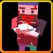 Pixel block: strike gun 3d by Dino Hunter ltd