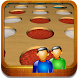 Family Four In A Line by ZingMagic Limited