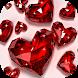 Diamond Heart Live Wallpaper by HTD Studio