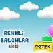 Renkli Balonlar by ODTU BOTE
