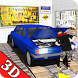 Service Station Car Mechanic by Eventual Studios