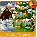 new Year | Xperia™ Theme by GOSA Inc