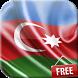 Flag of Azerbaijan by Magic Flags