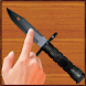 Finger Knife Prank by Missing Tools & Apps