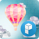 Paper Balloon Launcher Theme by SK techx