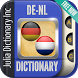 German Dutch Dictionary by Julia Dictionary Inc