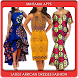 Latest African Dresses Fashion by Mintama Apps