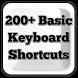 Shortcut Keyboard Guide by JainDev
