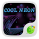 Cool Neon GO Keyboard Theme by GO Keyboard Dev Team