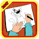 Learn to Draw Oggy Cartoon by Mora Play Games