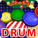 My baby Xmas drum by DOKDOAPPS