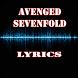 Avenged Sevenfold Top Lyrics by Khuya