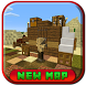 Wild Wild West MCPE map by Best Fan Maps MCPE
