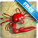 Red Crab Free live wallpaper by Infomedia BH