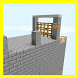 The Wall. Map for Minecraft by Ambarret
