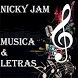 Nicky Jam Musica & Letras by CactusDeveloper