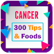 300 Health Tips to prevent Cancer by Let ME Hear Again Apps