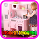 Kitchen Set Cooking Toy For Kids by Jihan Apps