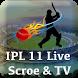 Live IPL 2018 TV Score / IPL 2018 Schedule by Gold Video App Guru