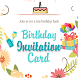 Birthday Invitation Card Maker by pixel media apps