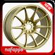 Car Rim Design by nafapps