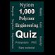 Polymer Engineering Quiz by Thangadurai R