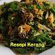Resepi Kerang by waniza kreatif