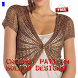 Crochet Pattern Bolero Designs by newerica