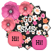 GO SMS THEME - SCS422 by SCSCreations