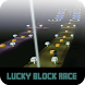 Map Lucky Block Race For MCPE by burapa tongmee