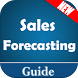 Learn Sales Forecasting by Mobile Coach