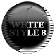 White Icon Pack Style 8 by Ronald Dwk