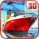 Heavy Crane Cargo Ship Sim 3D by 3Dee Space