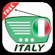 Radio Italy - Radio Italia live by AppsMa