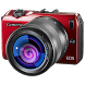 HD Professional Camera by kimteks Inc.