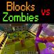 Blocks vs Zombies MCPE Map by Lakshmi Pratima