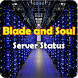 Server Status Blade and Soul by NTHSoft