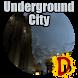 Underground City Minecraft Map by Den Derange