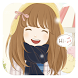 Smile Girl Live Wallpaper by ahatheme