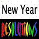 New Year Resolutions by Michelle Kirk