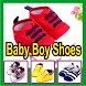 Baby Boy Shoes by PPstar