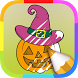 Halloween Coloring Pages by PeakselGames
