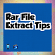 Rar File Extract Tips by wanreeapp