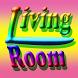 Living Room by Mukti Effendi