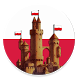 Castles of Poland Pro by mobicastle.com