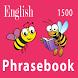 English Phrasebook 1000 Conversations by Madiva